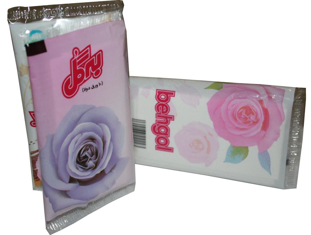 دستگاه دستمال کاغذی جیبی