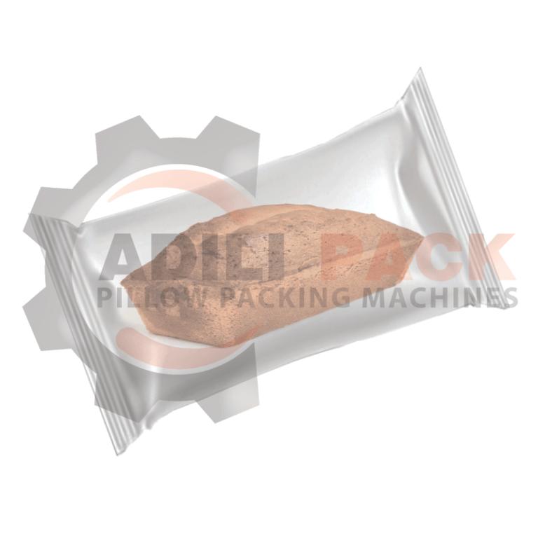 دستگاه بسته بندی کیک اسفنجی