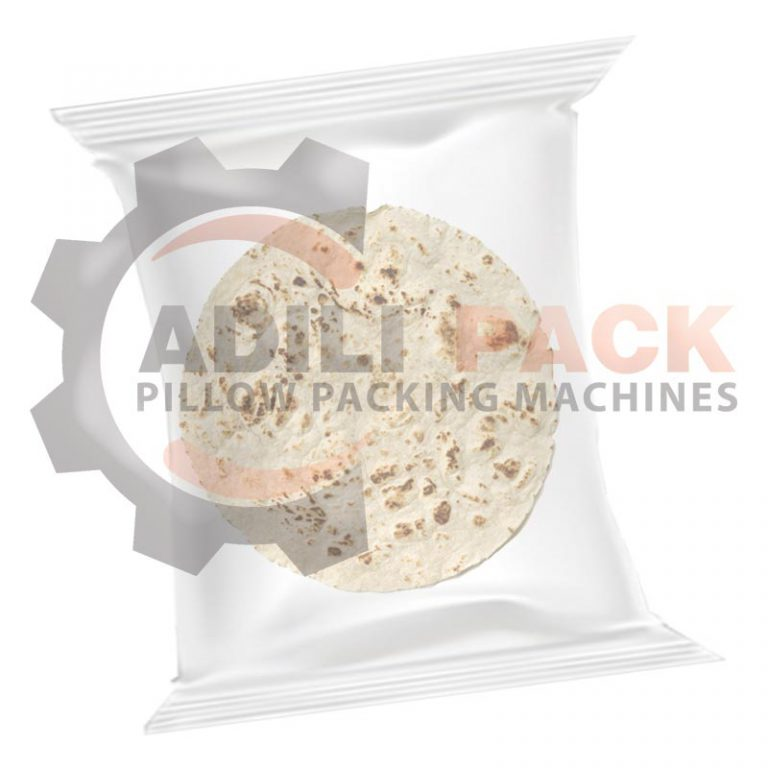 دستگاه بسته بندی نان تافتون