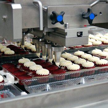 بسته بندی کیک و کلوچه صنعتی