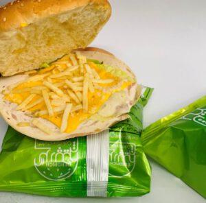 بسته بندی ساندویچ سرد